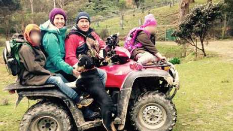 Alan Culverwell and his wife had sold their Marlborough Sounds house and were on the trip of a lifetime. Picture: Facebook.