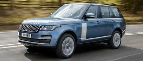 Dream car: Range Rover