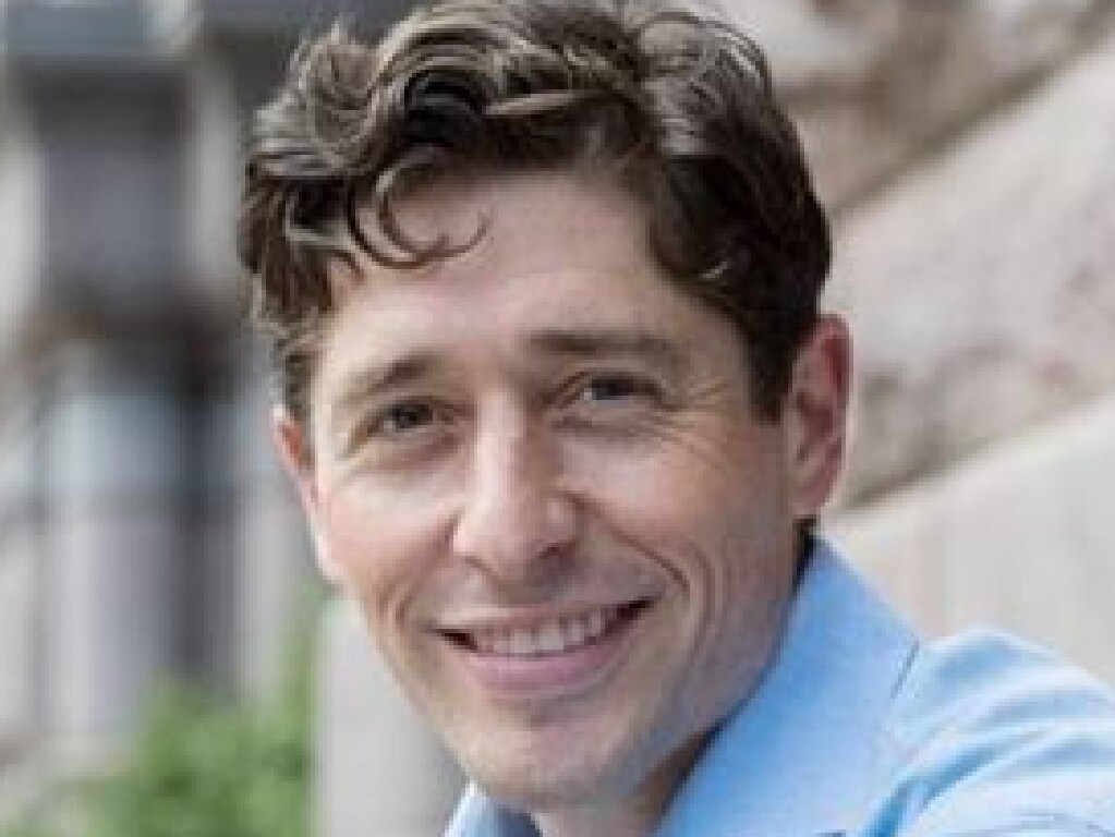 Minneapolis mayor Jacob Frey. Picture: Supplied