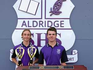Aldridge golf program will assist current QLD Schools Champ