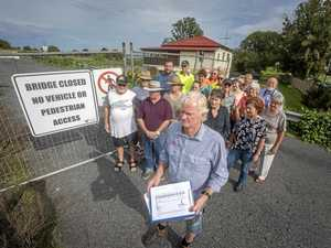 Plans to preserve piece of bridge history not a done deal