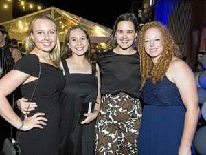 Tens of thousands raised at annual Curve Ball charity event