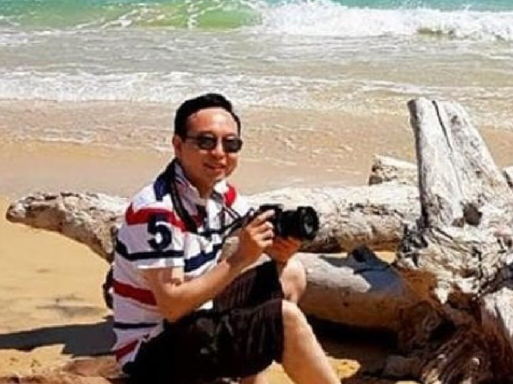Dr Luping Zeng, aged 56, died after he was shot at his home on Brisbane's southside.