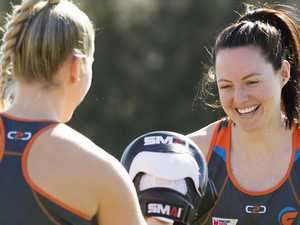 Giants target crucial Super Netball win over Vixens