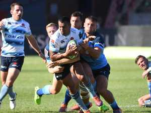 Waratahs blow late chances as Bulls sneak home