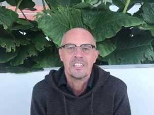 Cancer patient Roy Potter