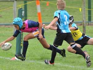 Junior rugby league U/11 Wide Ba