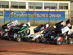 Maryborough Speedway Formula 500
