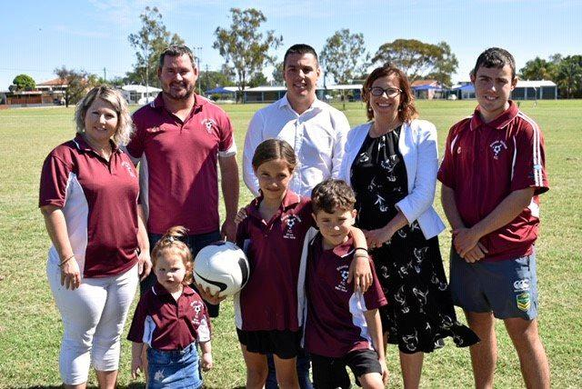 BRIGHT FUTURE: Funding pledge for sporting groups.