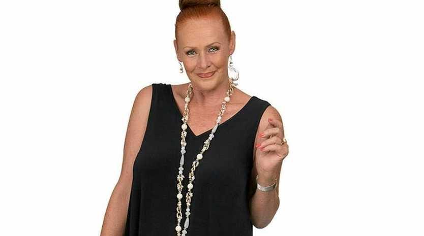 ON DISPLAY: The Biloela Bowls Club will host a fashion show fundraiser with Margo Mott.