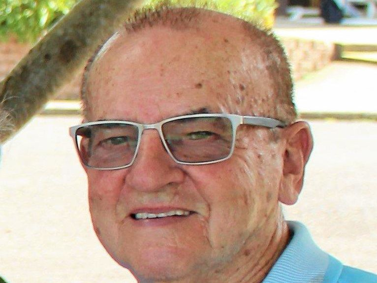 NOOSA ASSET: Stan Quin, of the Rotary Club of Noosa.