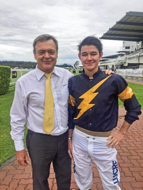 Ipswich Turf Club general manager Brett  Kitching welcomes home-grown jockey Jake Bayliss back to Bundamba after recent stints overseas.