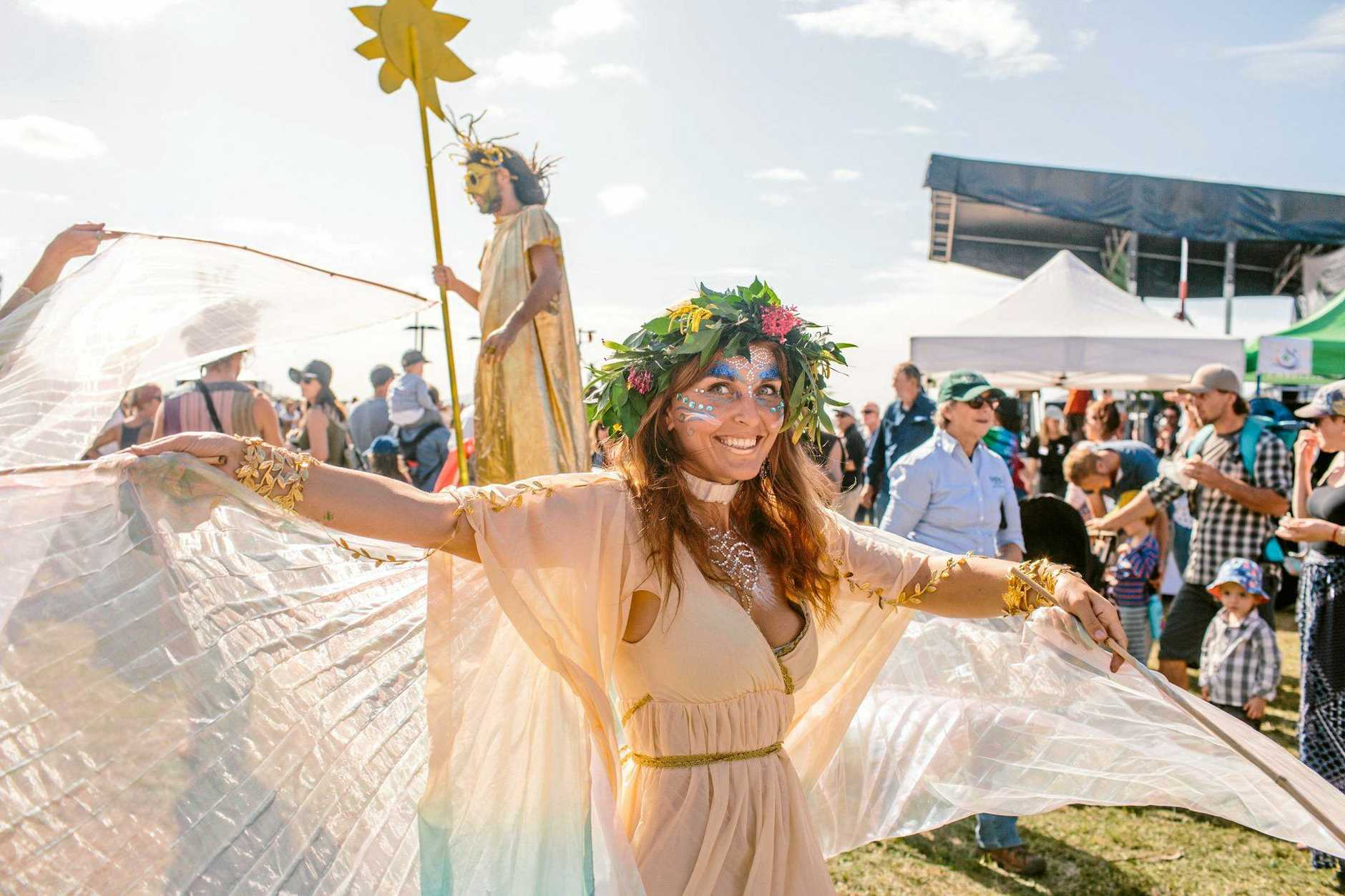 ON SHOW: The World Environment Day Festival 2019 will showcase ecologically-responsible living, live music and vegan food.