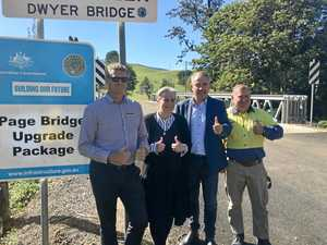 Kyogle bridge renewal program the big election winner