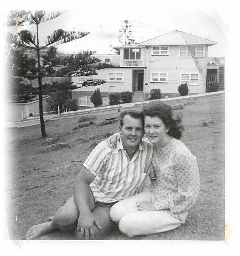 VALE: Joe and Margaret Jackwitz spent a lifetime together.