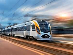 Readers rail about high speed train proposal