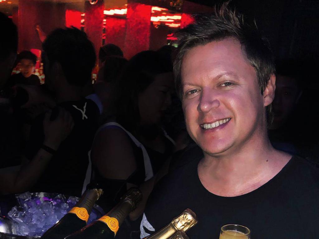 Popular Australian DJ Adam Neat has died in Bali. Picture: Facebook