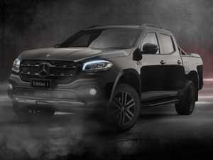 Mercedes-Benz unleashes new $90k ute