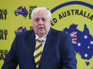 Clive Palmer's $60m election loss