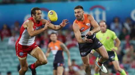 The Giants are also keen to secure Stephen Coniglio to a long-term deal. Picture: Phil Hillyard