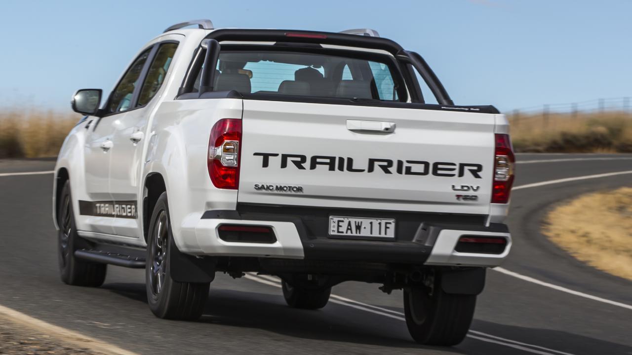 2019 LDV T60 Trailrider.