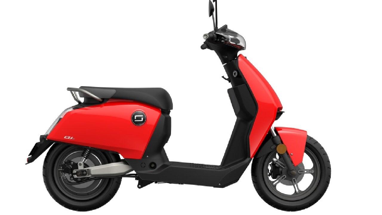 Vmoto Special Ducati Edition