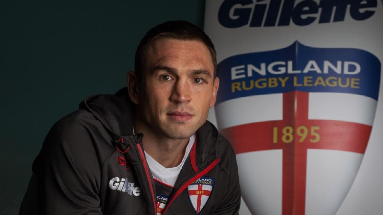 Kevin Sinfield admits anyone who qualifies for Great Britain will go on the list for selection. Picture: Mark Robinson