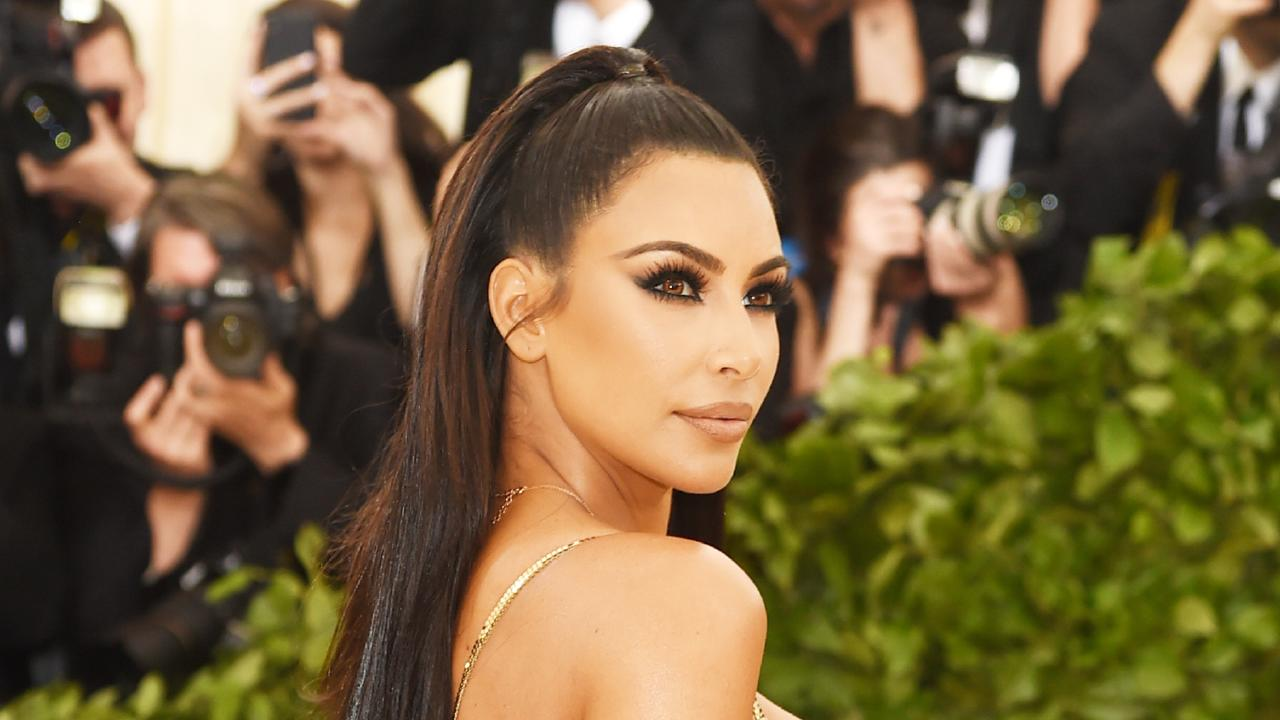 Kim Kardashian is a regular at the Met Gala. Picture: Getty Images