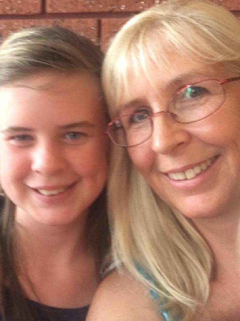 Stephanie King with daughter Ella-Jane.