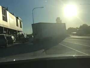 Bunnings truck fail