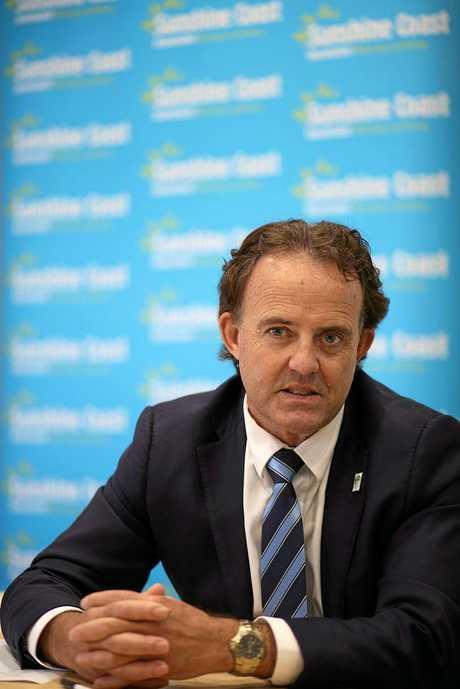 Visit Sunshine Coast CEO Simon Latchford