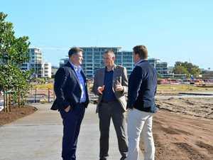 Council plays developer to deliver new $430m city centre