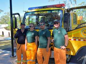 Call for more rural fireys for next fire season