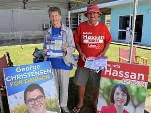 Dedicated volunteers help voters make their choices
