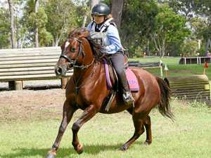 Yeppoon Pony Club attracts large competitor field