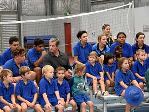 Eidsvold principal's farewell brings assembly to tears