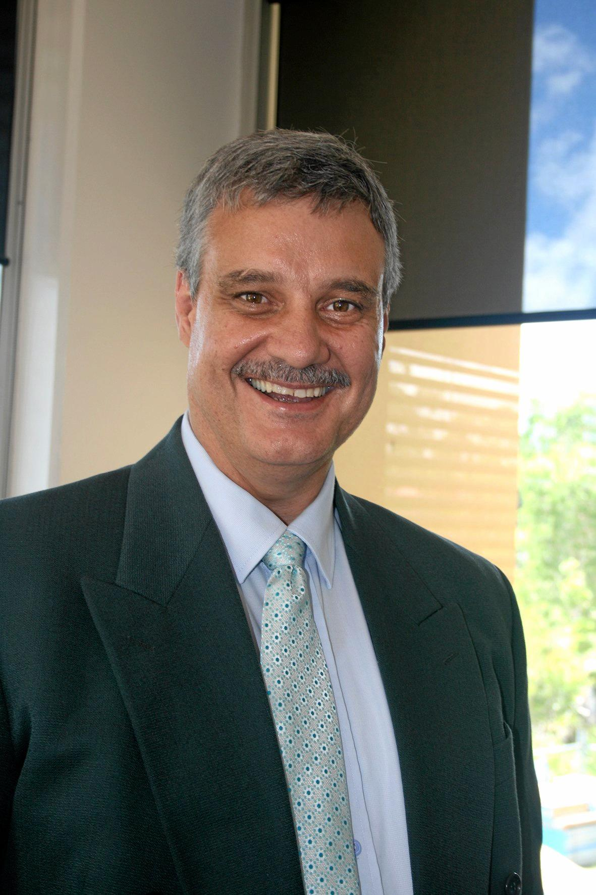 IMPORTANT ROLE: USC Deputy Vice-Chancellor (Research and Innovation) Professor Roland De Marco