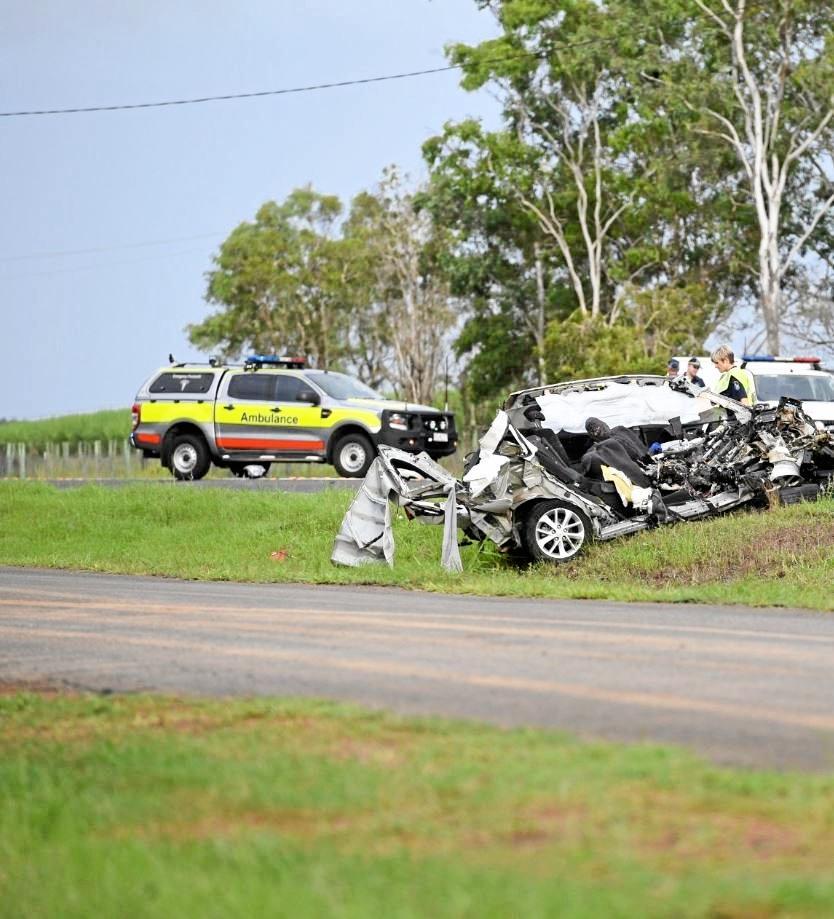 INSURANCE CLAIM: Bundaberg 21-year-old Jake Healy was killed in the 2017 crash.