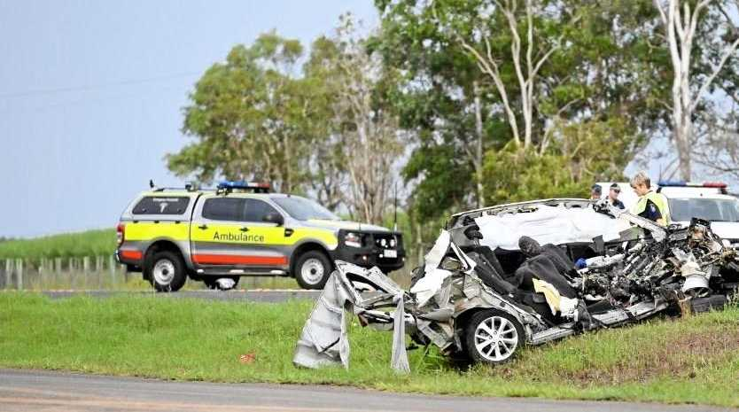 INSURANCE CLAIM: Bundaberg 21-year-old Jake Healy was killed in the 2017 crash.