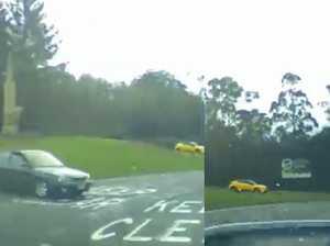 DASHCAM: Collision caught on camera