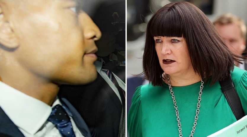The case of Rugby Australia against Israel Folau will continue on Tuesday.