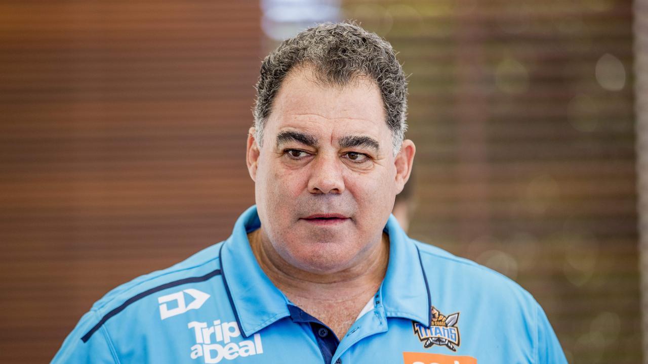 Mal Meninga admits the Titans need a major overhaul. Photo: Jerad Williams