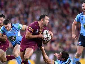 Origin comeback could be Smith's legacy