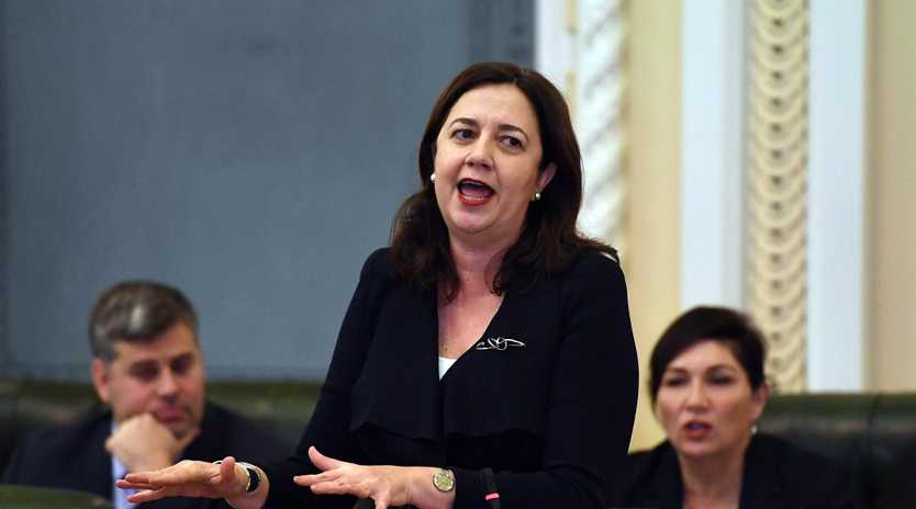 Queensland Premier Annastacia Palaszczuk and her Deputy Jackie Trad have fronted the media to discuss the results.