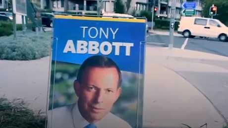 Former Prime Minister John Howard's endorsement is being viewed as a crucial way to remind the Warringah electorate of Mr Abbott's record in office.