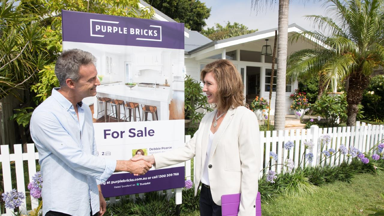 Purplebricks has exited the Australian market.