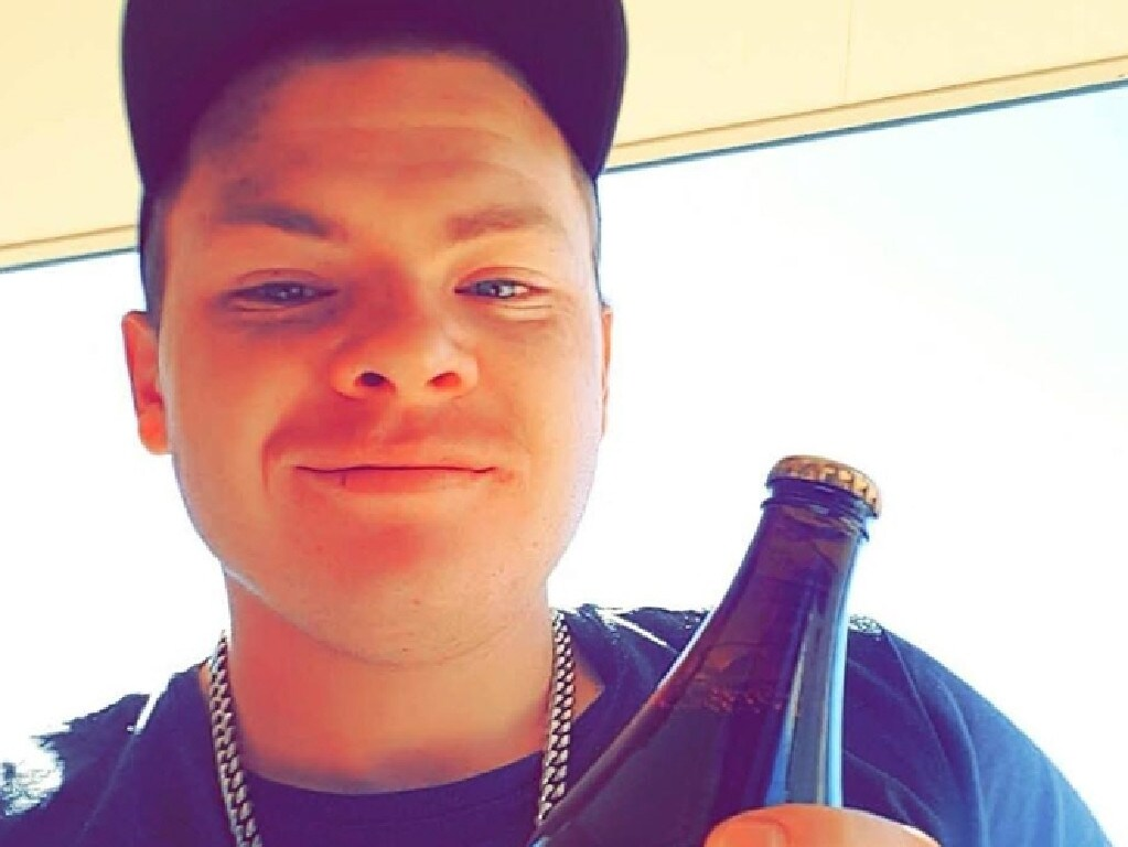 "Friends remembered Jarllin Anderson, 24, as a ""popular bloke"" who knew ""pretty much everybody"" in Kingaroy."