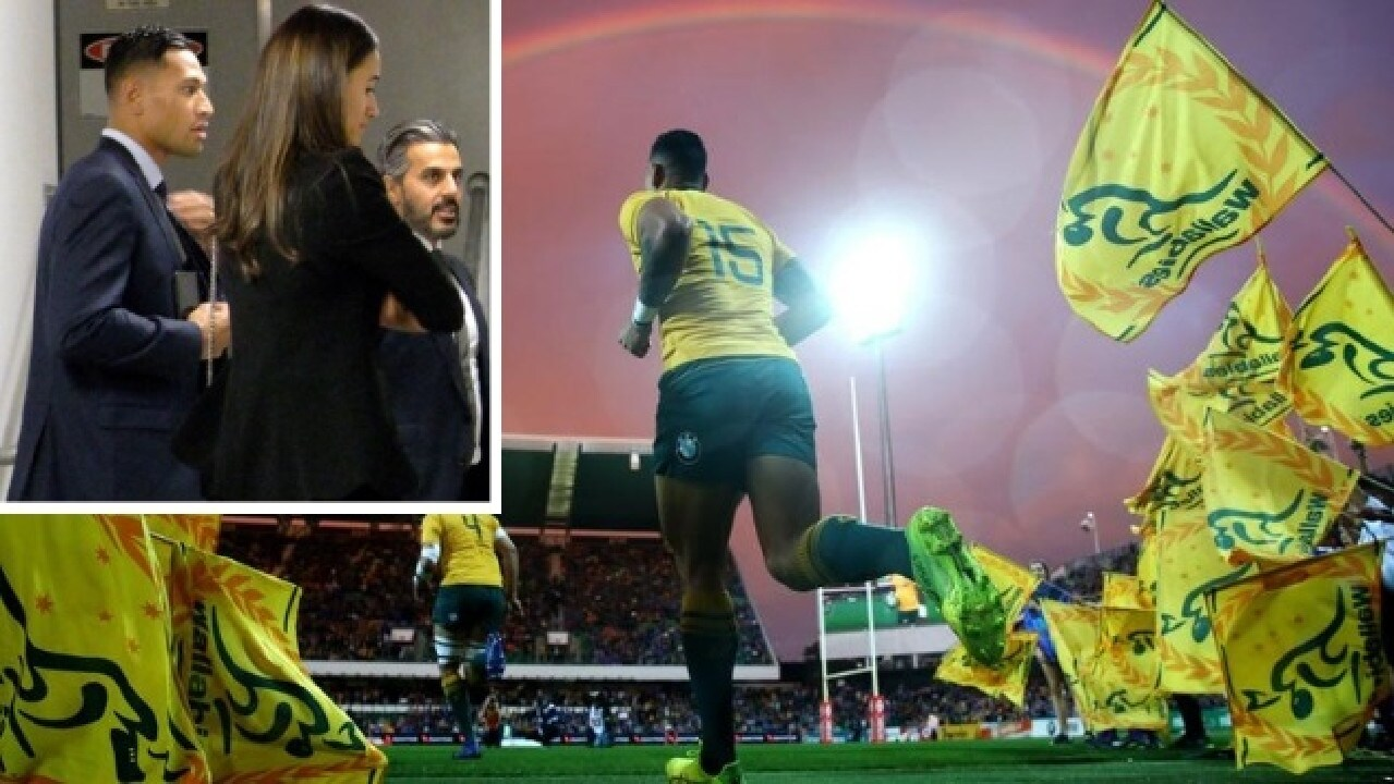Israel Folau decision could take days as panel retires to make final decision.