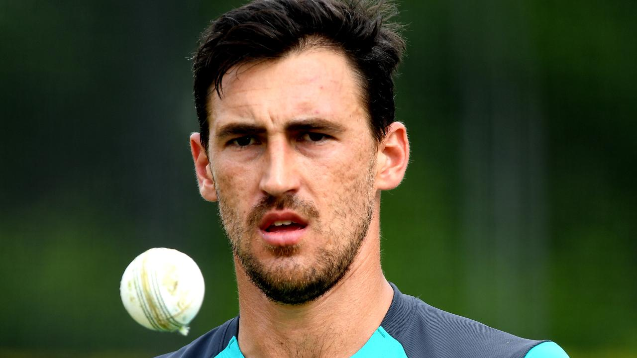 Mitchell Starc is fit again after a pectoral injury and wants to take on New Zealand in Brisbane on Wednesday.