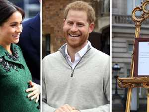 It's a boy - but royal baby came with delivery drama